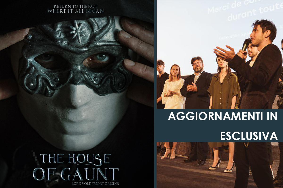 House of Gaunt: Il FanFilm sulle origini di Lord Voldermort sbarcherà il 15 settembre su Vimeo. Confermati anche i sottotitoli in Italiano e la durata complessiva.
