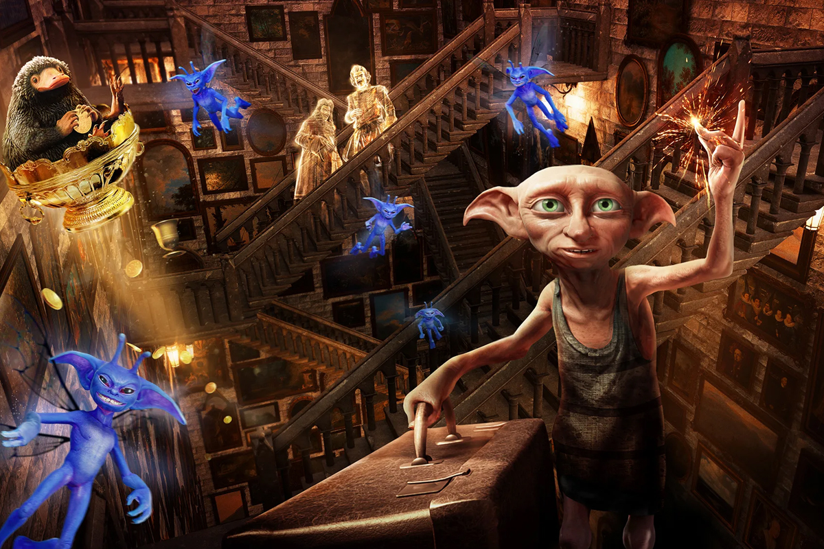 Harry Potter: Due nuovissime esperienze magiche di realtà virtuale presso il flagship store a New York (Video)