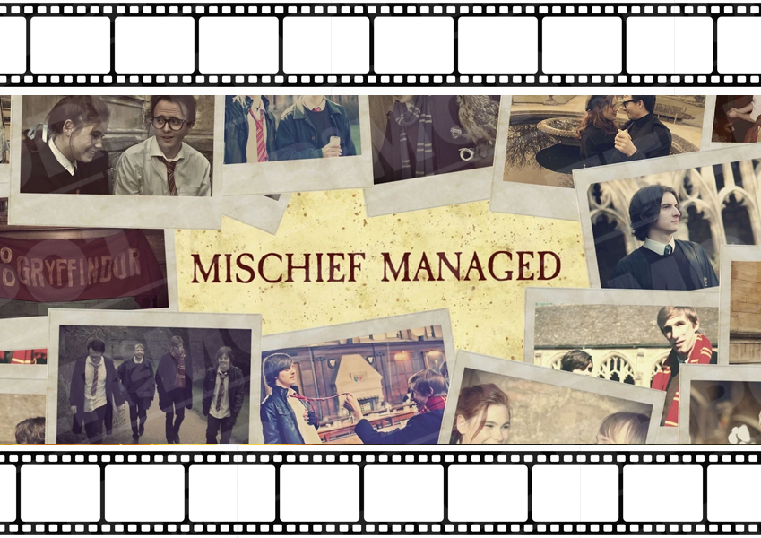 Mischief Managed: Le origini dell'amicizia fra James Potter, Sirius Black, Remus Lupin, Peter Minus e Lily Evans