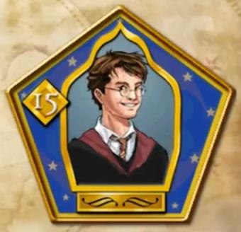 Harry Potter #15