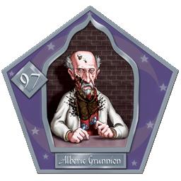 Alberic Grunnion  #97  Argento