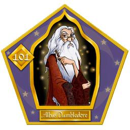 Albus Percival Wulfric Brian Dumbledore - Silente #101  Argento