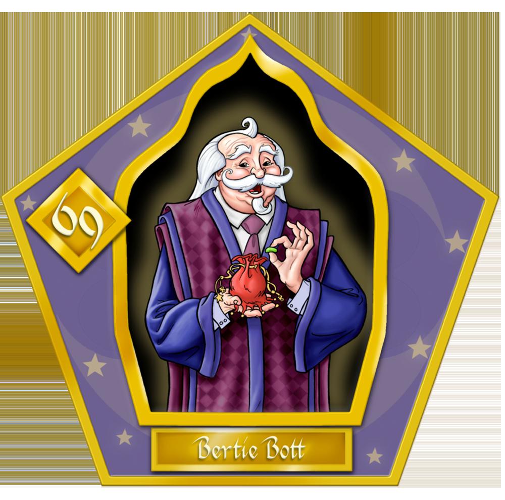Bertie Bott  #69  Or