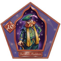Burdock Muldoon  #10  Bronzo