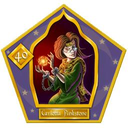 Carlotta Pinkstone  #40  Oro