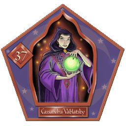 Cassandra Vablatsky  #37  Bronzo