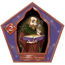 Cornelius Agrippa  #2 Bronzo