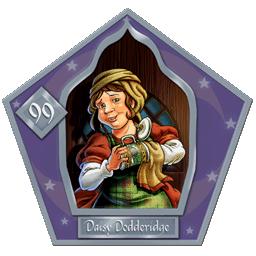 Daisy Dodderridge  #99 Argento