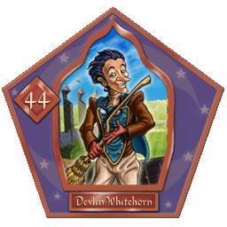 Devlin Whitehorn  #44 Bronzo