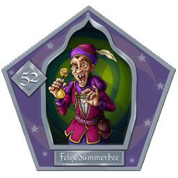 Felix Summerbee  #52 Argento