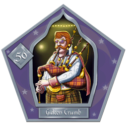 Gideon Crumb #56 Argento