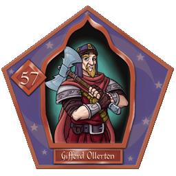 Gifford Ollerton #57 Bronzo