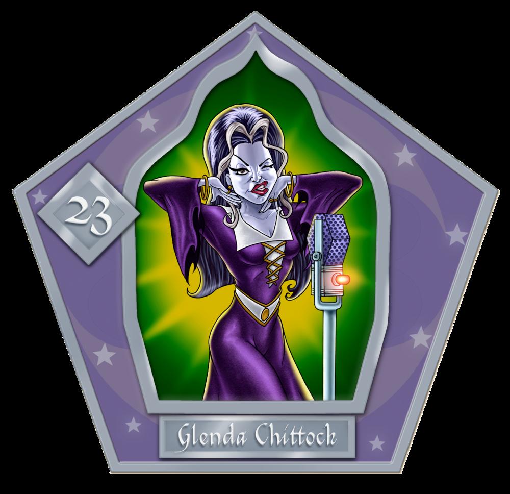 Glenda Chittock #23 Argento