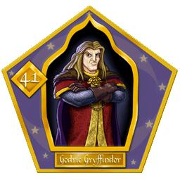 Godric Gryffindor #41 Oro