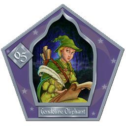 Gondoline Oliphantr #65 Argento