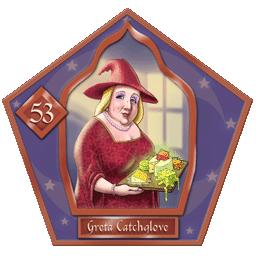 Greta Catchlove  #53 Bronzo