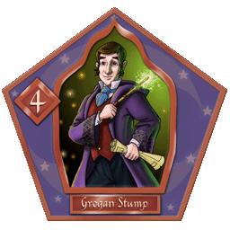 Grogan Stump  #04 Bronzo