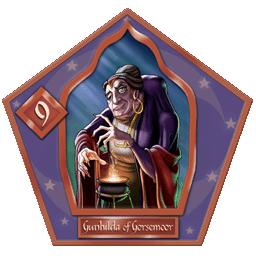 Gunhilda of Gorsemoor  #09 Bronzo