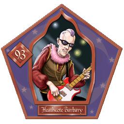 Heathcote Barbary #93 Bronzo
