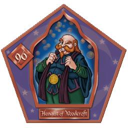 Hengist of Woodcroft #96 Bronzo