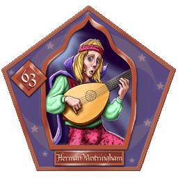Herman Wintringham #63 Bronzo