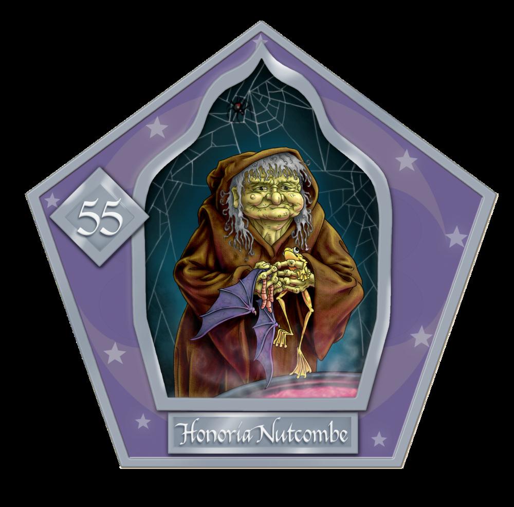 Honoria Nutcombe #55 Argento