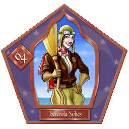Jocunda Sykes #64 Bronzo