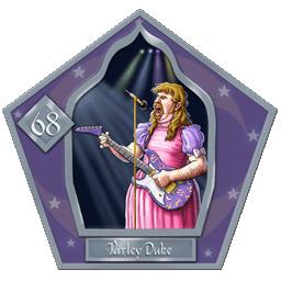 Kirley Duke #68 Argento