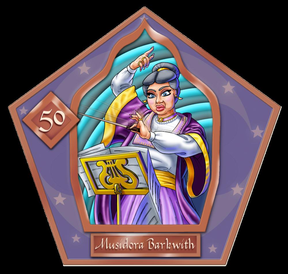 Musidora Barkwith #50 Bronzo