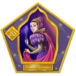 Rowena Ravenclaw (Corvonero)  #82 Oro
