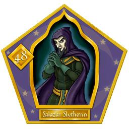 Salazar Slytherin  #48 Oro