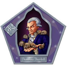 Thaddeus Thurkell  #87 Argento