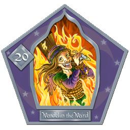 Wendelin the Weird  #20 Argento