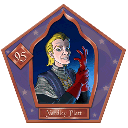 Yardley Platt #95 Bronzo